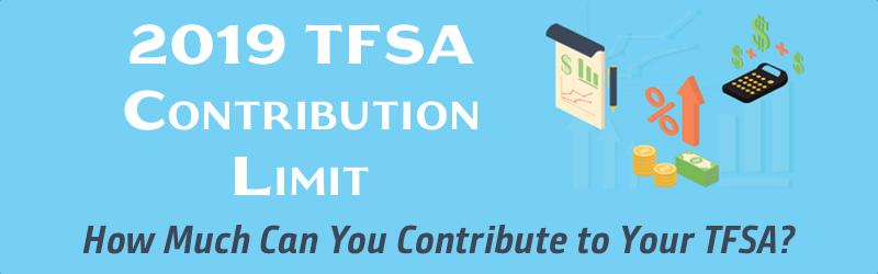 TFSA Contribution Limit - Header