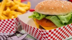 vegetarian-burger-with-space-for-text-in-empty-label-flag-vegan-meat-on-defocused-blurry-background_t20_lRPdjb-300x200.jpg