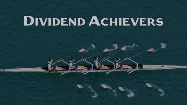 Dividend Achievers